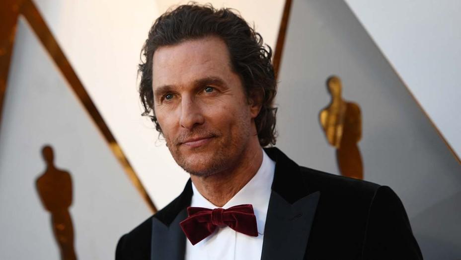 Matthew McConaughey at 90th Annual Academy Awards