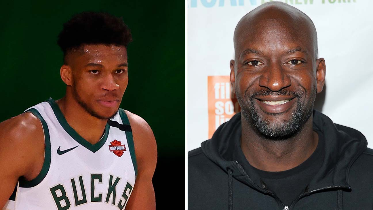 Giannis Antetokounmpo Biopic 'Greek Freak' Finds Its Director with Akin Omotoso