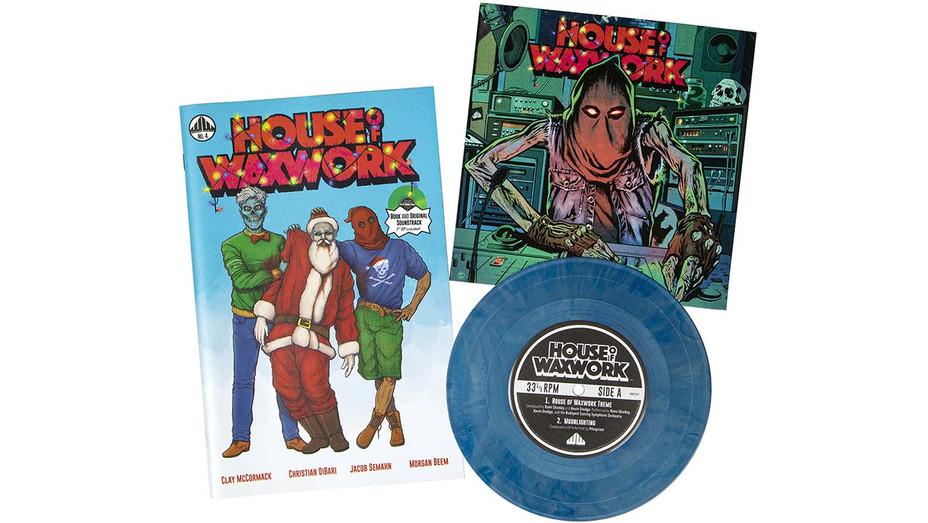 House of Waxwork Announce
