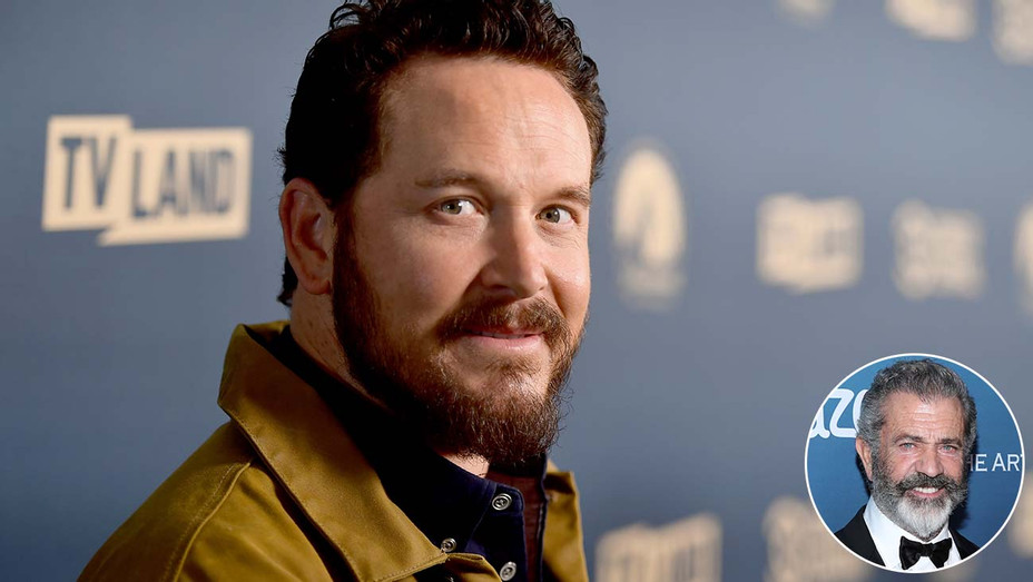 Cole Hauser Mel Gibson