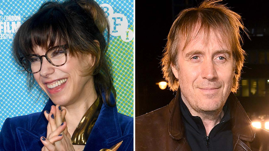 Sally Hawkins and Rhys Ifans