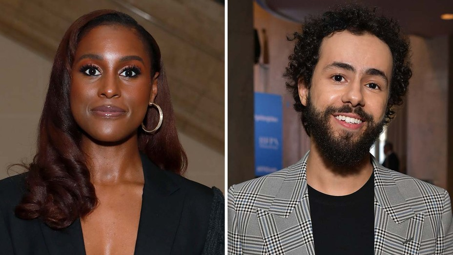 Issa Rae and Ramy Youssef
