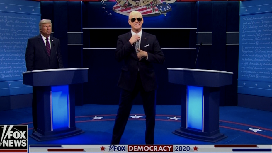 Jim Carrey as Joe Biden on 'Saturday Night Live.'