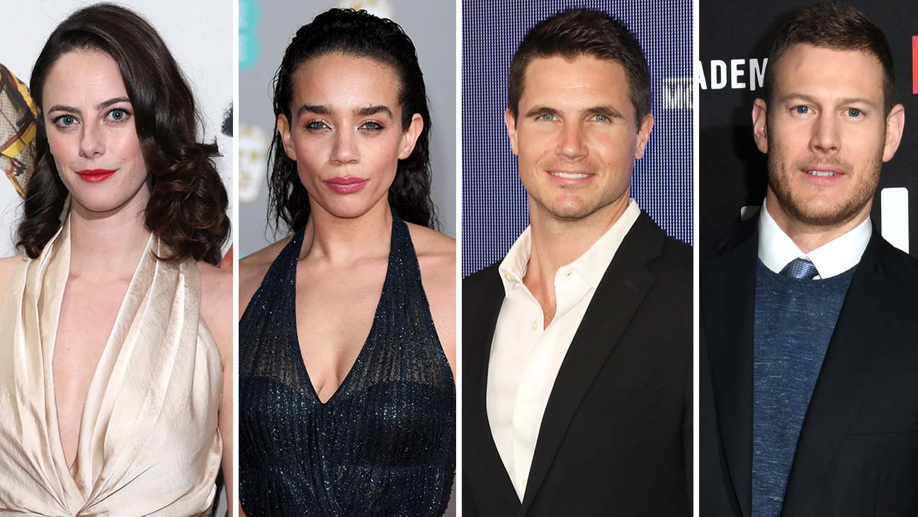 Kaya Scodelario Hannah John Kamen Robbie Amell Starring In Resident Evil Origin Movie Hollywood Reporter
