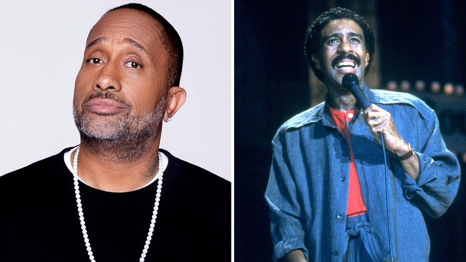 Kenya Barris-and-Richard-Pryor