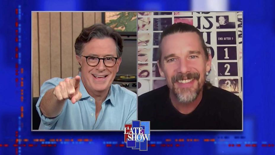 Stephen Colbert - Ethan Hawke