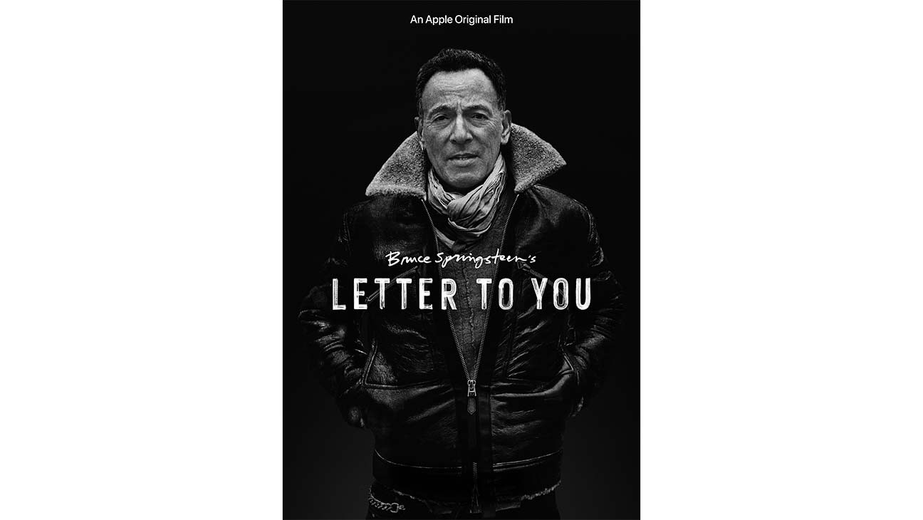 'Bruce Springsteen's Letter to You': Film Review