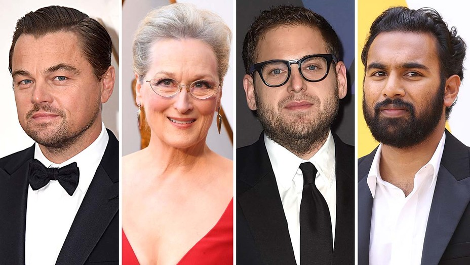 Leonardo-DiCaprio-Meryl-Streep-Jonah-Hill-and-Himesh-Patel
