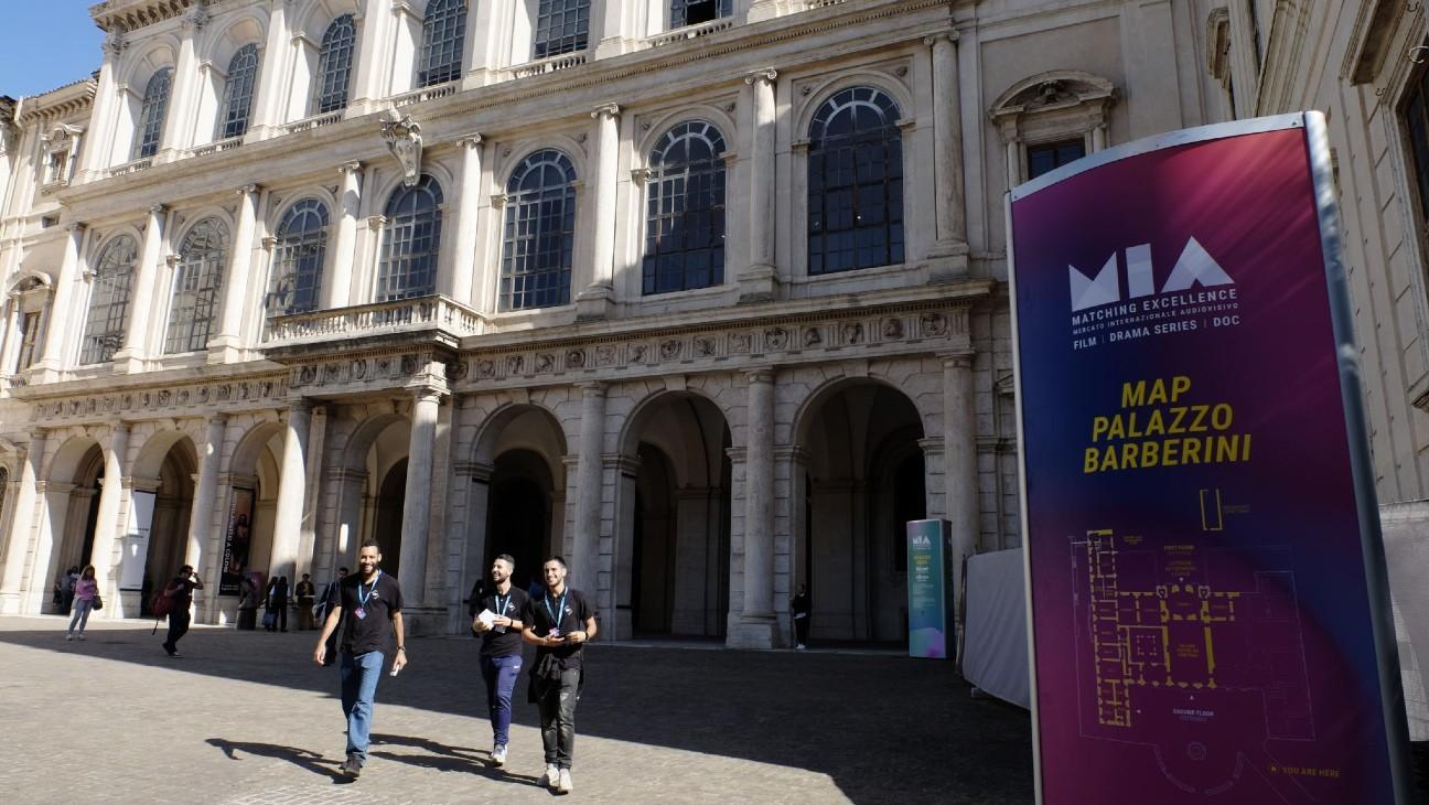 Rome's MIA Market Unveils 2020 Lineup