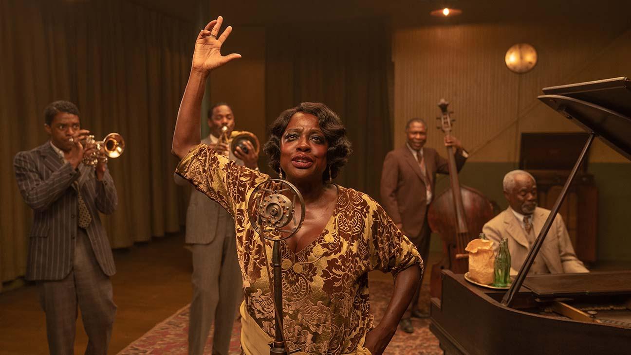 'Ma Rainey's Black Bottom': Film Review