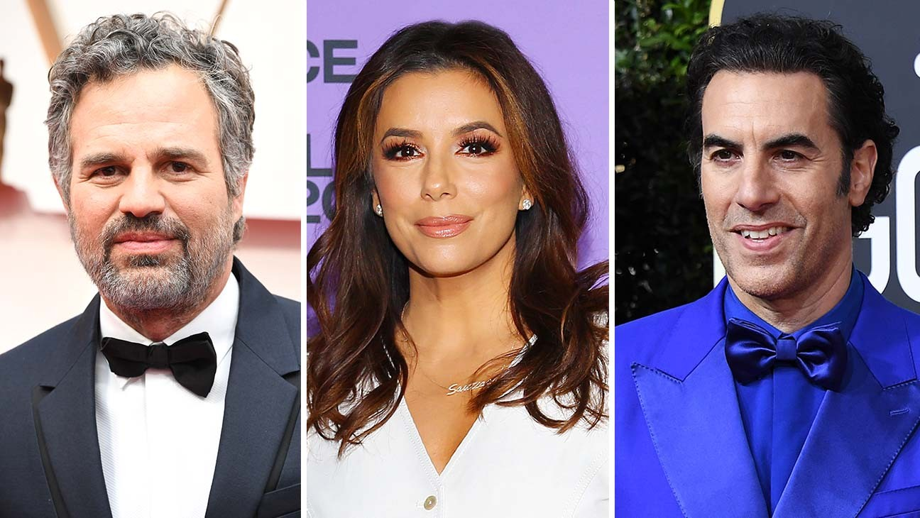 Mark Ruffalo, Eva Longoria, Sacha Baron Cohen and More Set to Participate in Election-Themed Telethon
