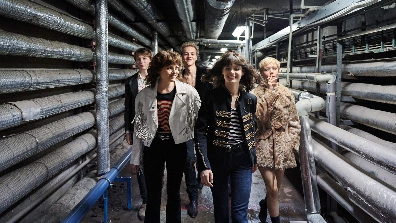 Amazon, Constantin Reboot German '80s Classic 'Bahnhof Zoo'