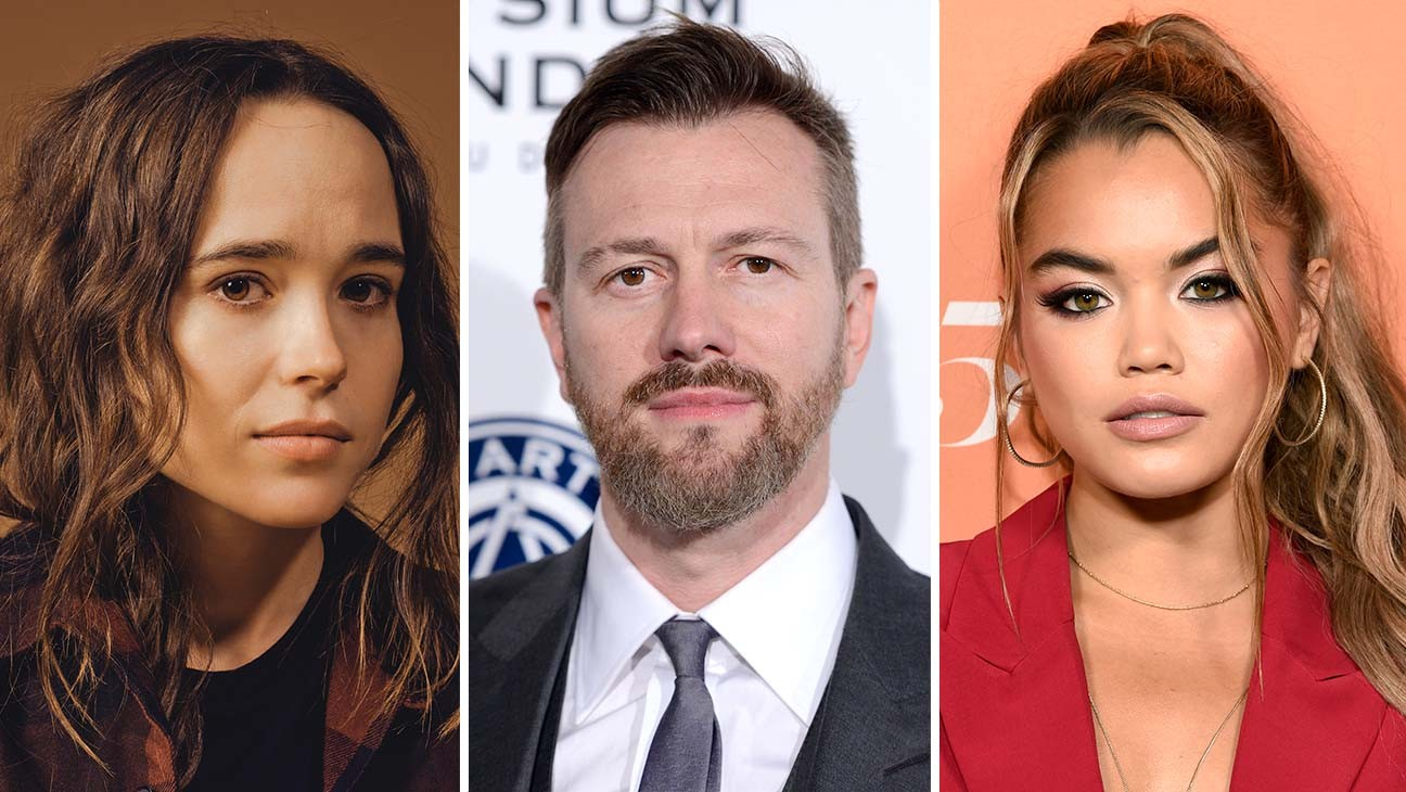 Ellen Page, Paris Berelc Starring in Video Game Comedy '1UP' (Exclusive)