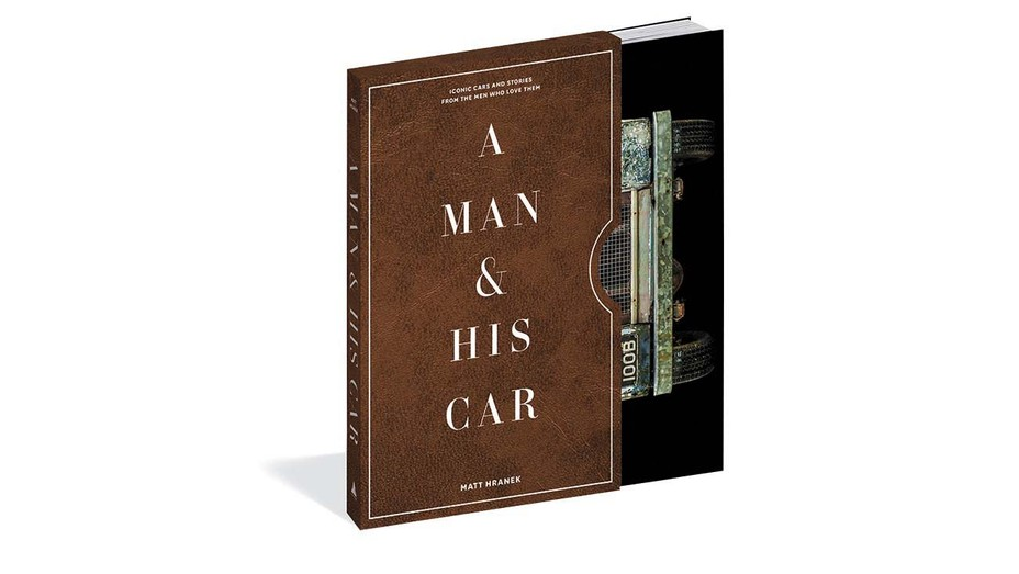 A-MAN-HIS-CAR Book