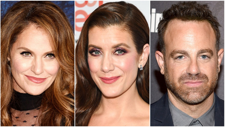Amy Brenneman, Kate Walsh and Paul Adelstein