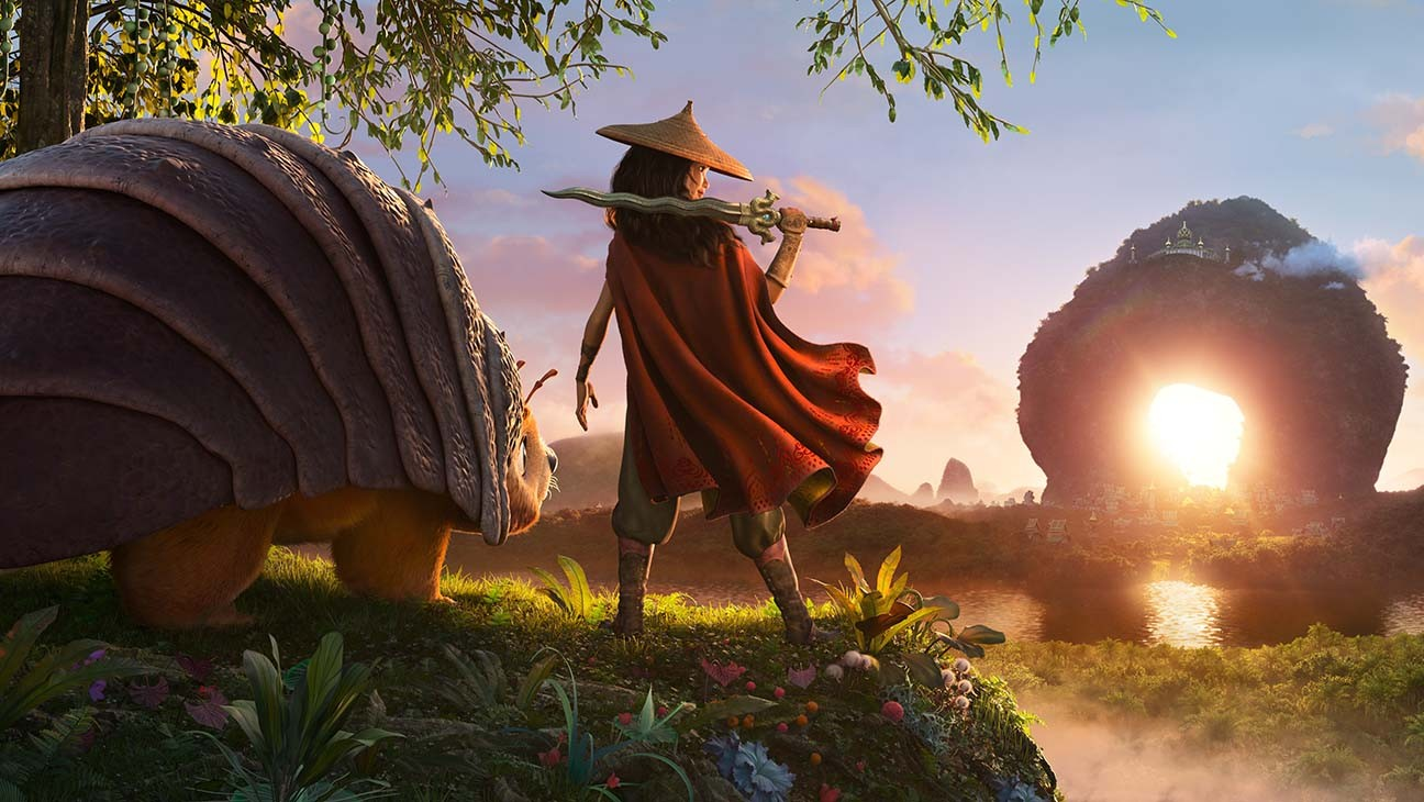 Disney Drops 'Raya and the Last Dragon' Trailer