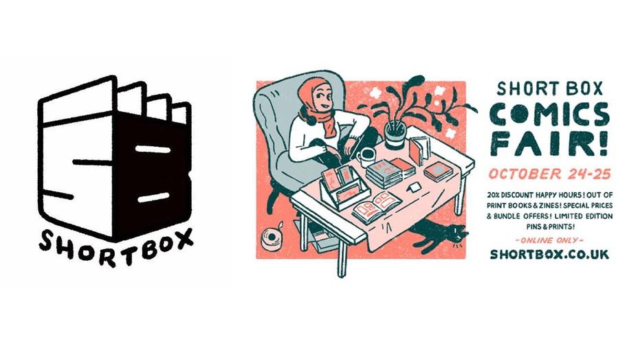 ShortBox Comics Fair key art