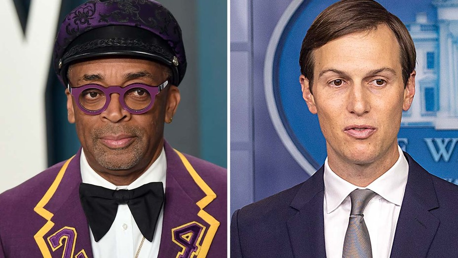 Spike-Lee-and-Jared-Kushner
