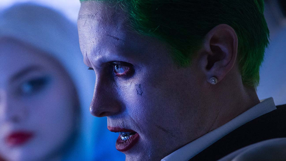 Suicide Squad 2016- Jared Leto (as The Joker)