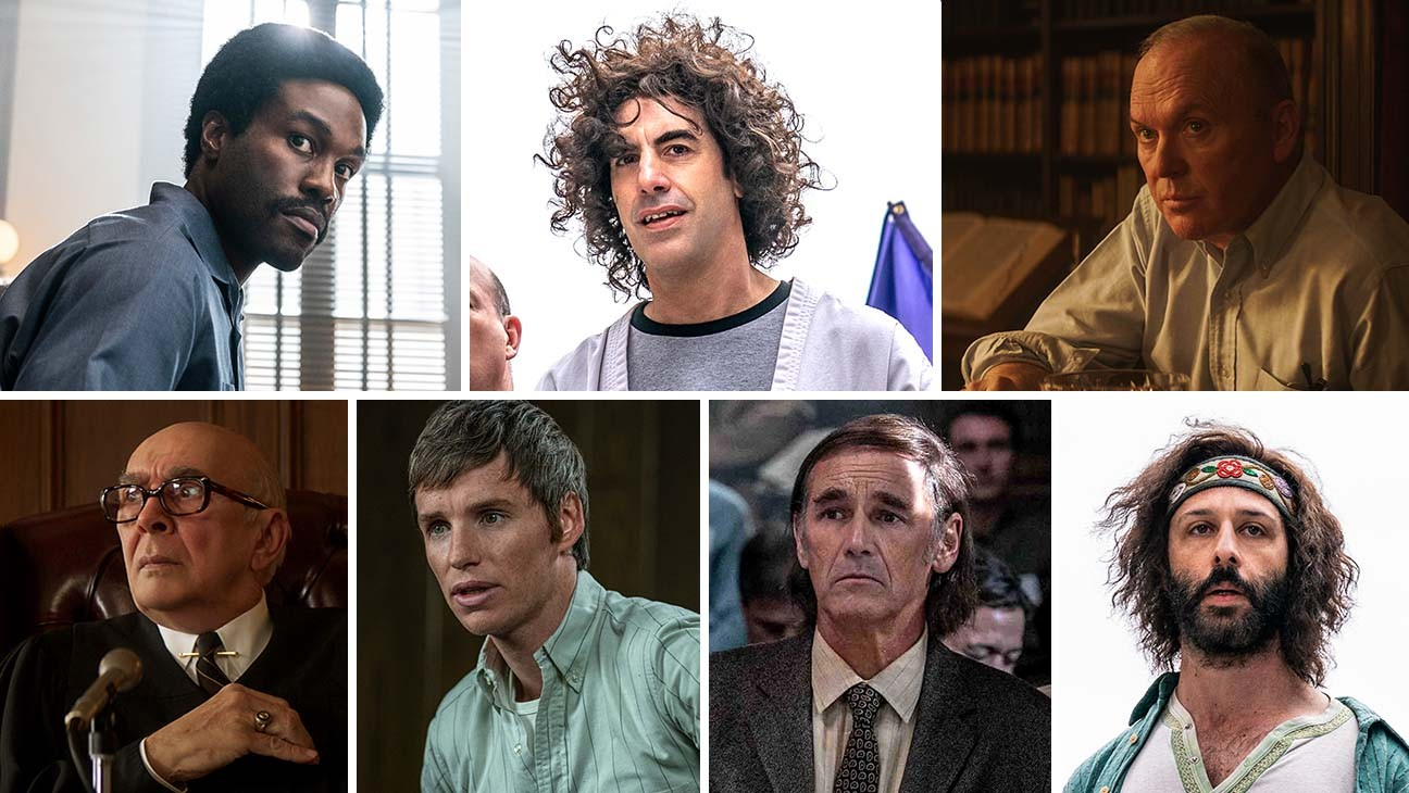 Entire 'Trial of the Chicago 7′ Cast to Compete As Supporting Actors (Exclusive)
