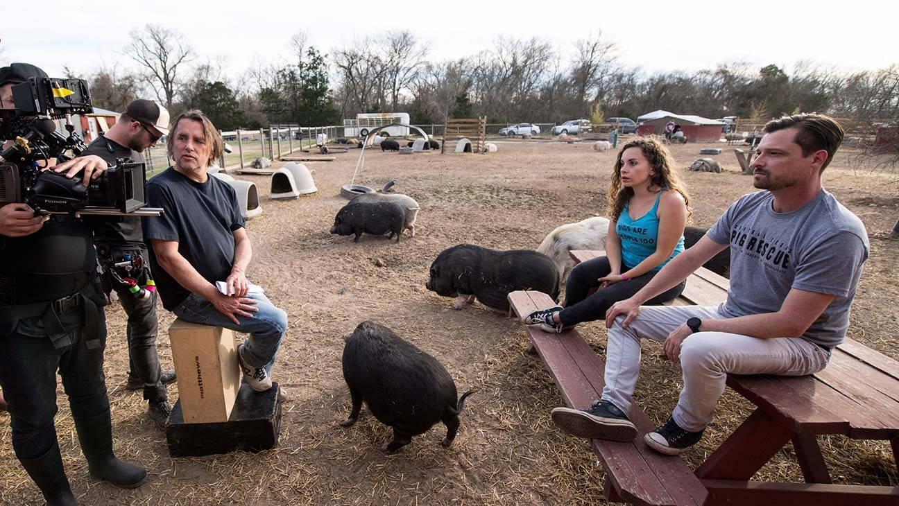 "Richard Linklater on 'That Animal Rescue Show': ""I Was Moved by the Spirit of It"""