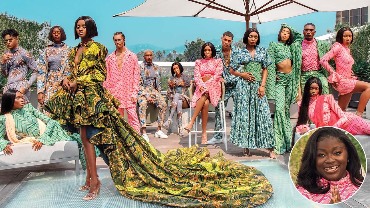 Designer Claude Kameni's West Africa-Inspired Fashion Wins Over Tracee Ellis Ross and More Stars