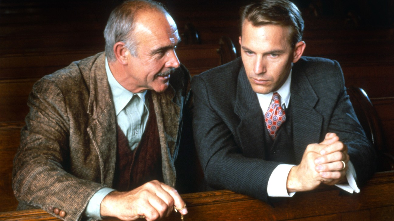 'Untouchables' Screenwriter David Mamet Shares Touching Sean Connery Story