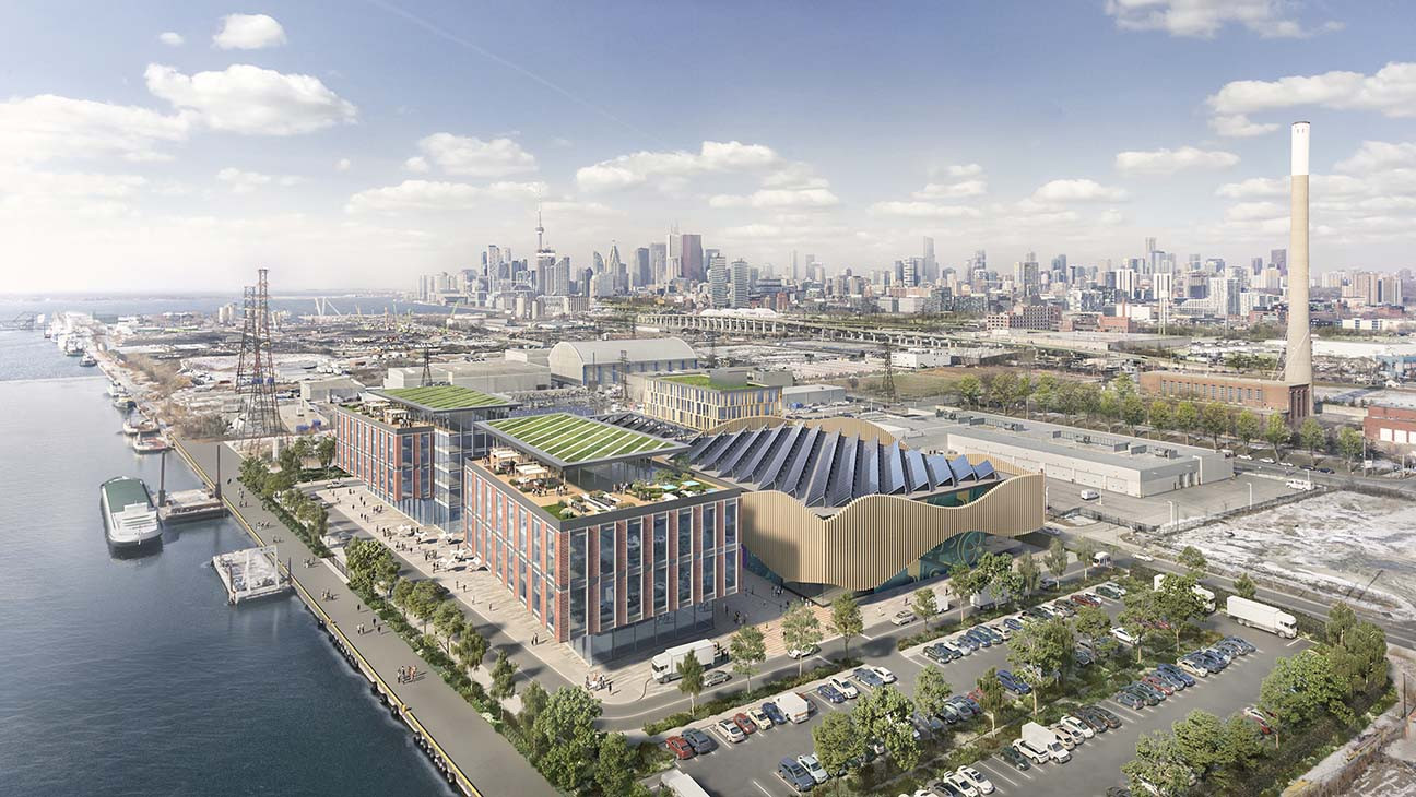 Giant Film Studio Development Planned for Toronto