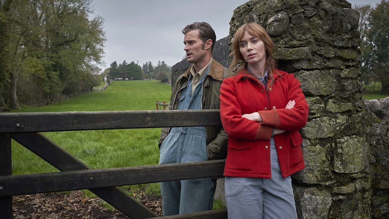 """Holy Bejaysus"": 'Wild Mountain Thyme's Trailer Mocked Mercilessly In Ireland"