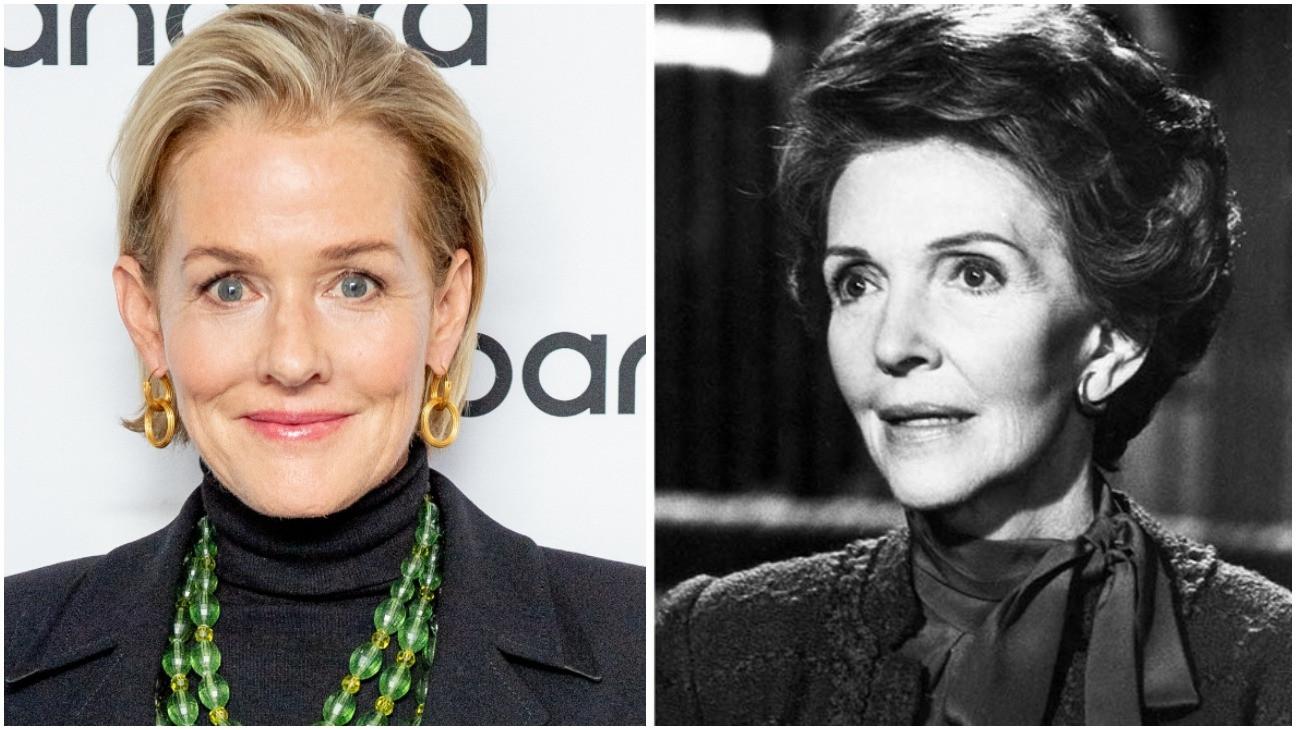 Penelope Ann Miller to Play Nancy Reagan in Ronald Reagan Biopic (Exclusive)