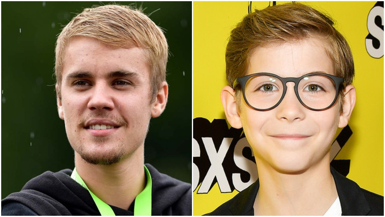 """Jacob Tremblay Plays Young Justin Bieber in Singer's """"Lonely"""" Music Video"""