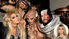 """""""A Little Powder and a Little Paint"""": How Halloween-Loving Celebrities Are Safely Celebrating This Year"""