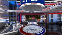 Fox News Sets Election Coverage Plans With 3D White House, 14-Foot Video Chandelier