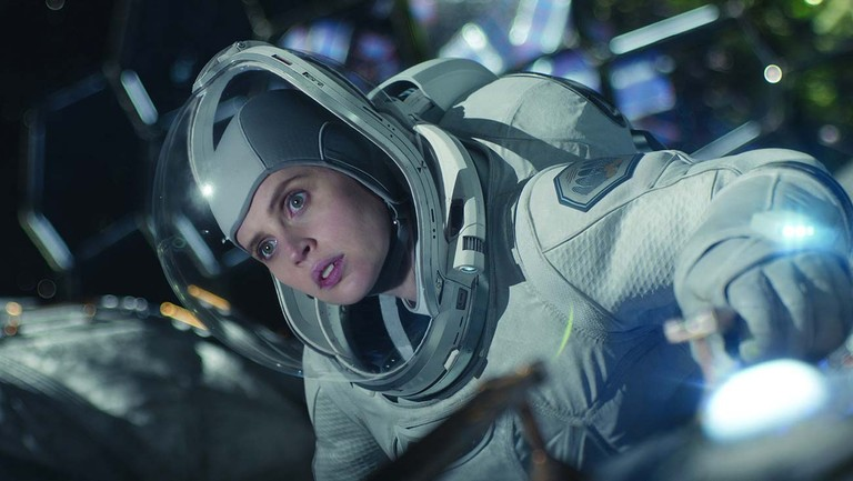 <p>Felicity Jones as Sully in Netflix's 'The Midnight Sky.' </p>
