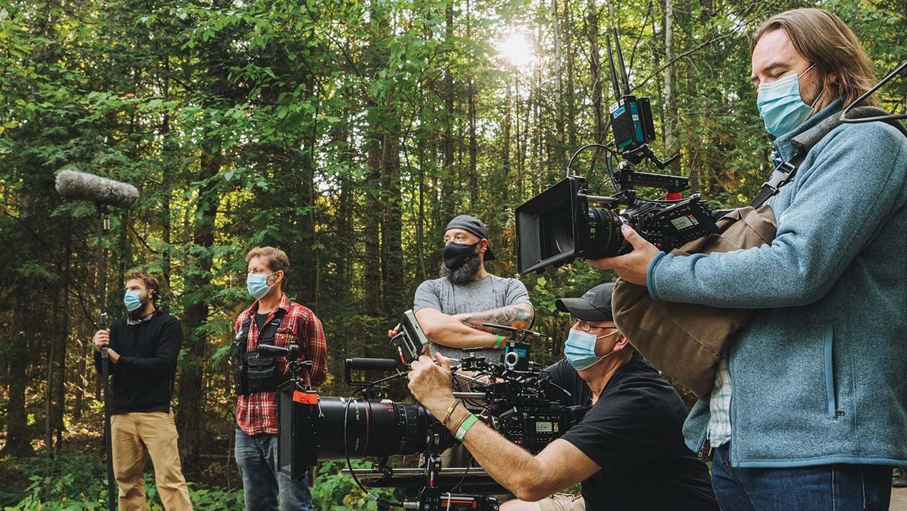 How Top Cinematographers Are Working With New Safety Protocols