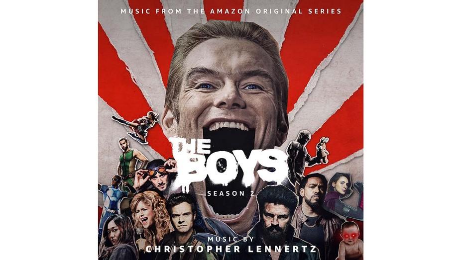 The Boys- Season 2- Key Art