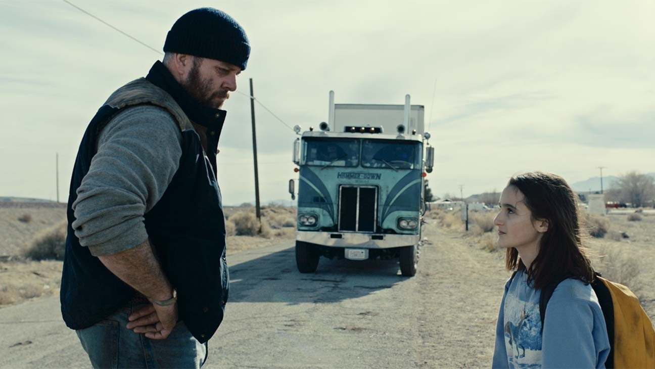 'Hammer Down' Is a Trucker Movie With Superhero Spirit
