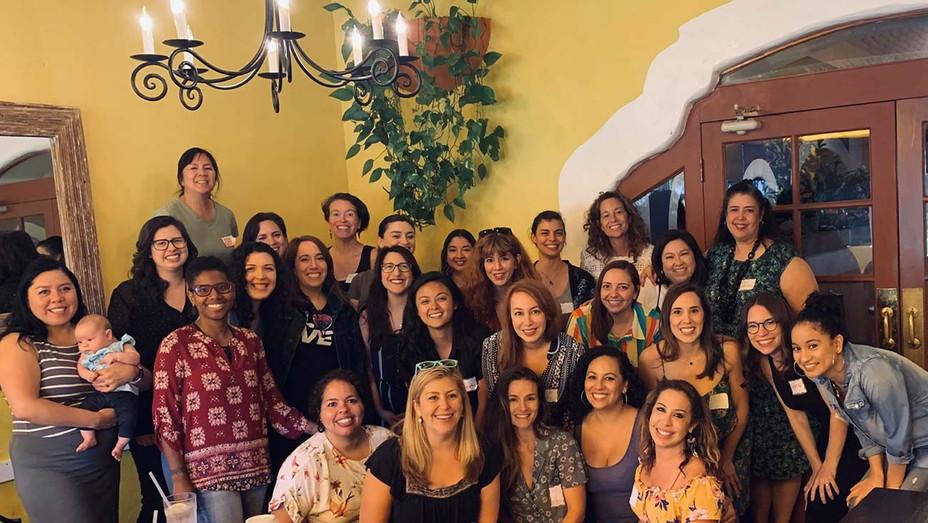 Latina TV Writers Brunch Group