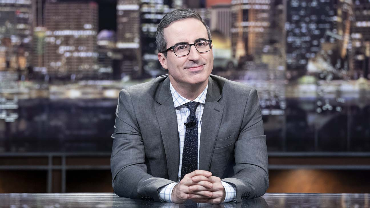 "John Oliver Says Adam Driver ""Obsession"" on 'Last Week Tonight' Sprung From Audience Joke Displeasure"