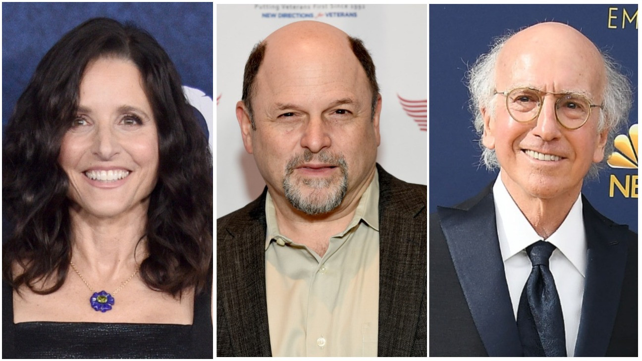 """A """"Fundraiser About Something"""": 'Seinfeld' Stars to Reunite for Texas Democrats"""
