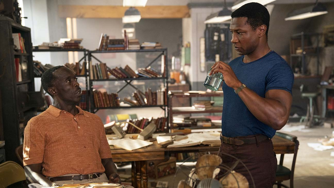 """'Lovecraft Country': Michael K. Williams on the """"Trauma and Pain"""" of """"Rewind 1921"""""""