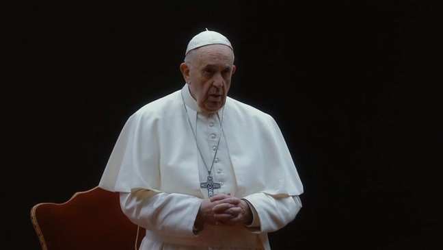 Pope Francis Documentary 'Francesco' Unveils Trailer (Exclusive)