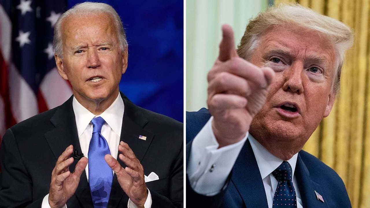 Trump and Biden Host Dueling Town Halls Thursday | THR News
