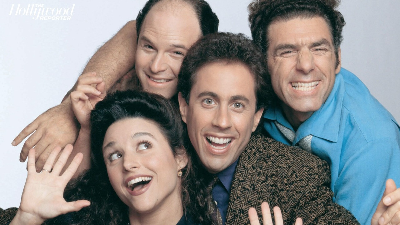 'Seinfeld', 'Happy Days', More Famous TV Casts Reunite to Support Biden and Democrats | THR News