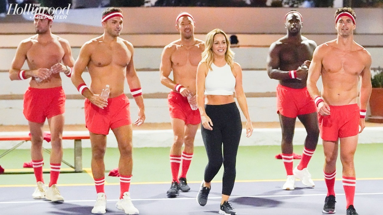 "'The Bachelorette' Faces Backlash Over ""Double Standard"" After Strip Dodgeball Date 