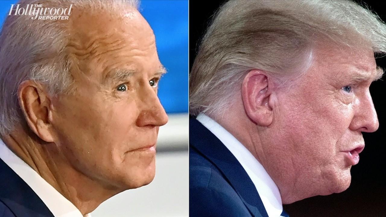 First Look at Trump and Biden's '60 Minutes' Interviews | THR News
