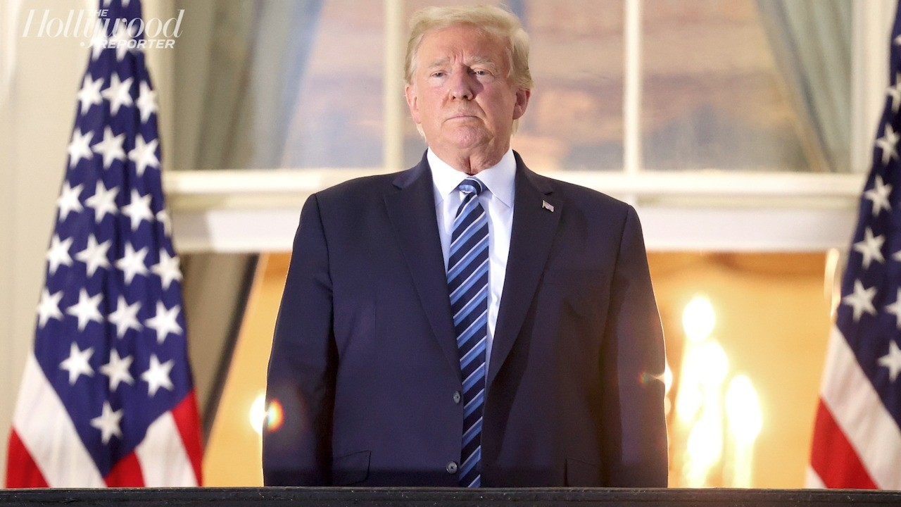 Pro-Trump Documentary Release Stalled at Amazon, Facebook | THR News