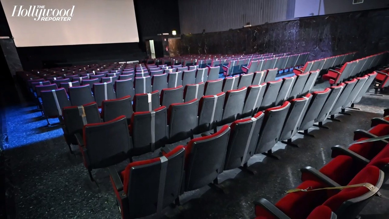 Italy Set to Shut Down Cinemas  as Europe Braces for Second Coronavirus Lockdown | THR News