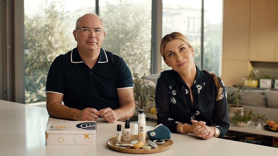 Dr. Shawn and Bita Nasseri