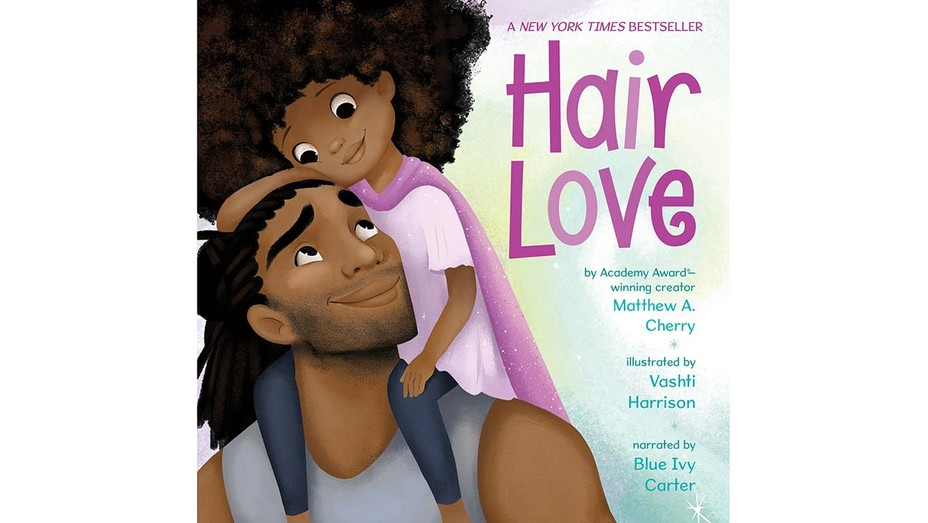 'Hair Love' by Matthew A. Cherry